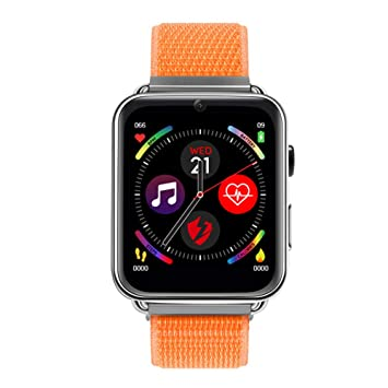 Famyfamy LEMFO LEM10 4G Reloj inteligente Teléfono 780 MAH 2MP ...