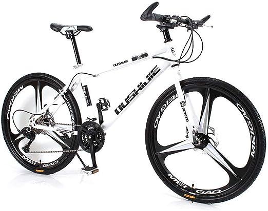 XHCP Bicicleta de montaña, Bicicleta de Acero al Carbono de una ...
