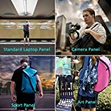 NIID UNO I Bag Water Repellent Slim Backpack Fits