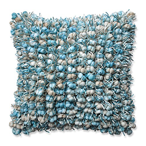 Pillow Perfect Glacier 18 inch Throw