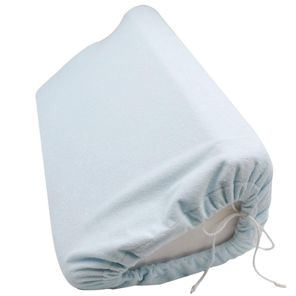 WE&ZHE Medical Anti-Bedsore Position Pad Side Pillow With Waterproof Outer Layer (Sky Blue) For Long Bed Rest Patients And The Elderly