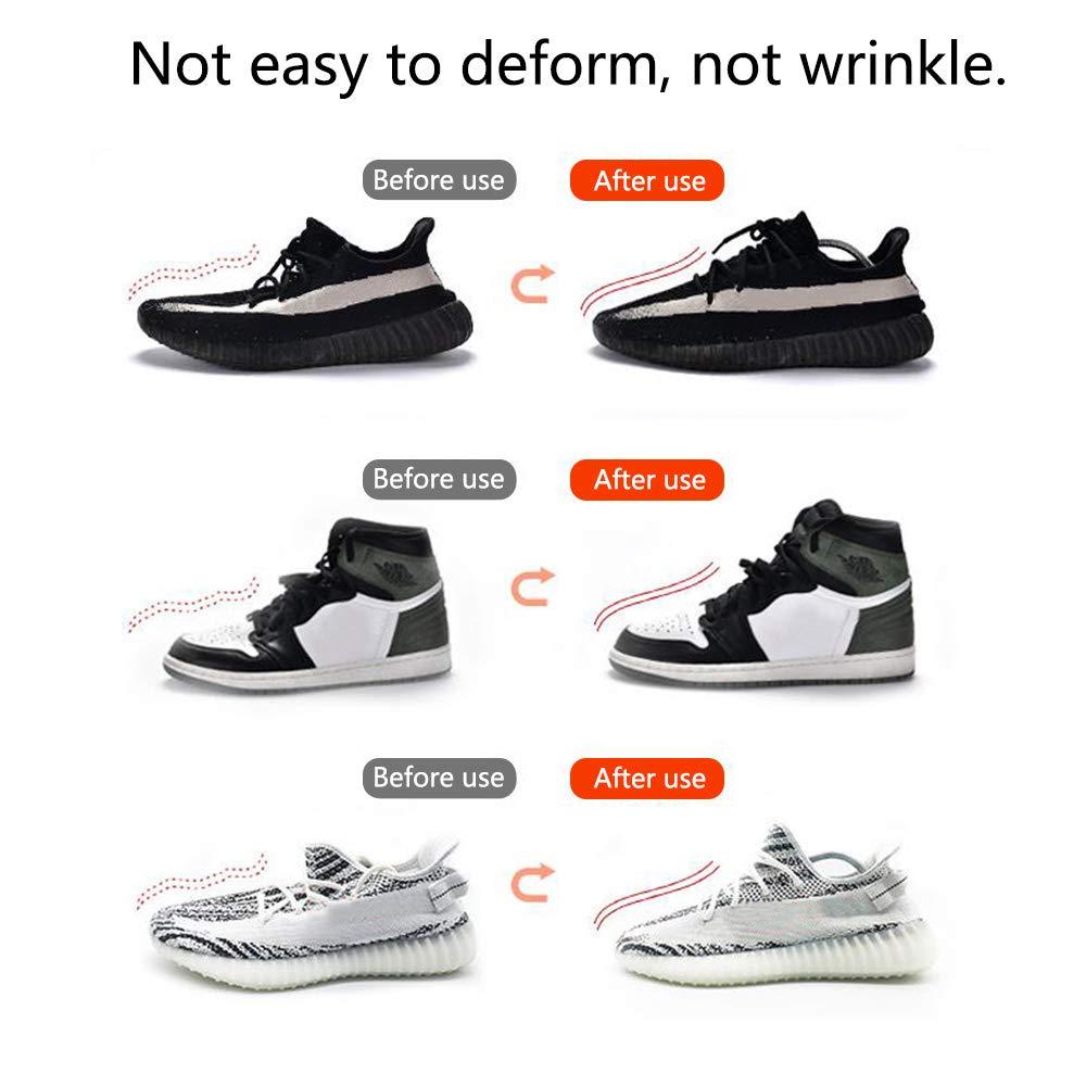 Adjustable Shoe Tree Shoe Stretcher Shoe Shaper Shoe Expander Crease Preventers for Wide Feet