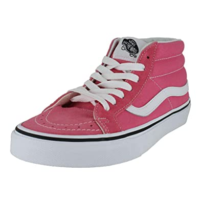 3aa01206a01cb0 Vans Sk8-Hi Unisex Casual High-Top Skate Shoes