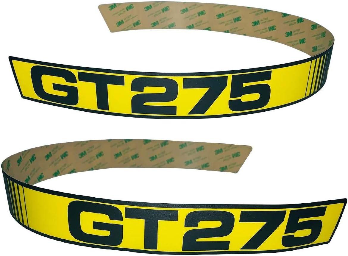 New Kumar Bros USA Upper Hood KIT Fits John Deere GT275
