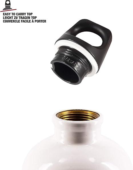 Active Bottle Top SIGG Screw Top Black nero,7815.12 tappo a vite per borraccia