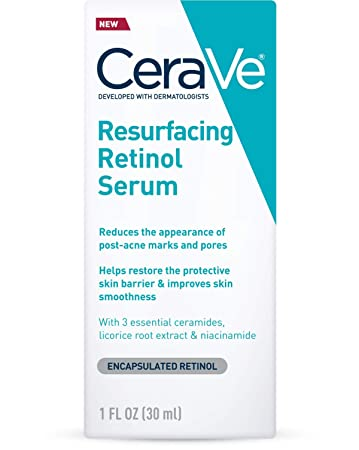 Amazon Com Cerave Retinol Serum For Post Acne Marks And Skin