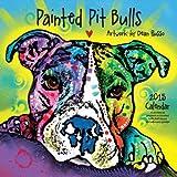 Painted Pit Bulls Calendar