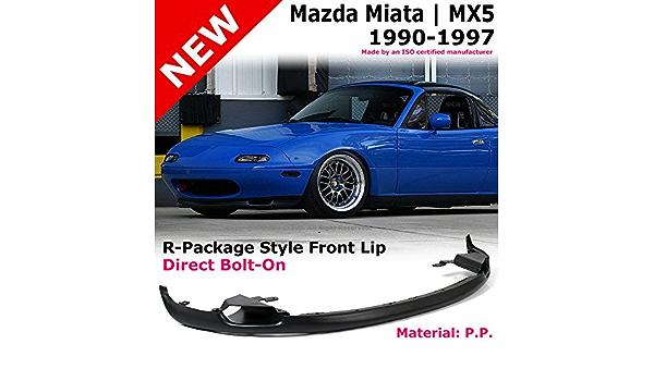 MX5 Convertible Delantero Lh Lado De Goma Suave Superior Capucha Sello Mazda MX-5 Mk1 na 89 /> 98