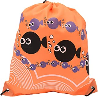 eizur Mignon Drawstring Zaino Unisex Impermeabile Sacchetto di nuoto sacchetto di Gym sacchetto per dispositivi nuotare Piscina Spiaggia Sport Benji sacchetto di spalla per adulti bambini