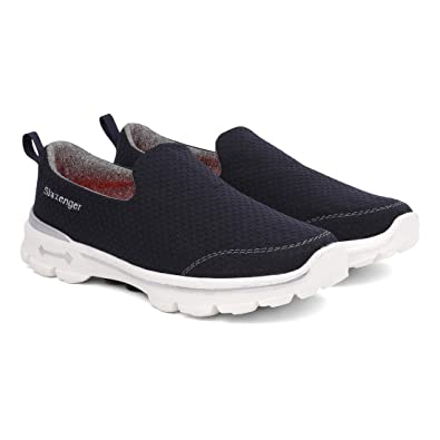 Slazenger Men's Walker Volvo Navy Nordic Walking Shoes-7 UK/India