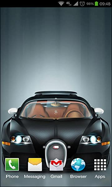 Bugatti Cars Wallpapers Hdamazonmobile Apps