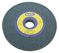 Meda 7 x 1 x 1 Coarse 60 Grit Green Wheel