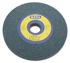 Meda 7 x 1 x 1 Coarse 60 Grit Green Wheel