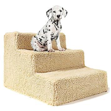 GYZ Escalera para Perros para Mascotas Pasos para Gatos y Perros Escalera para escaleras Escalera para