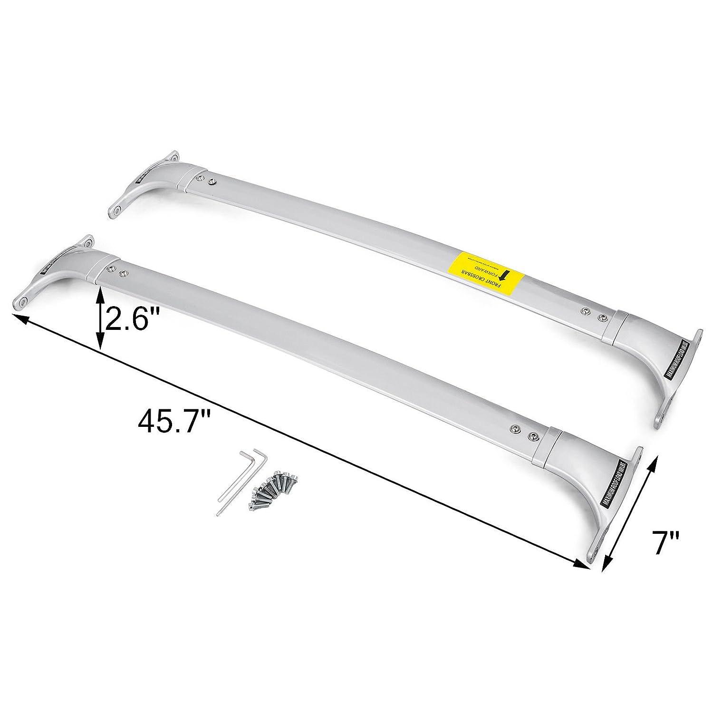 Amazon.com: Mophorn - Perchero de techo para coche, varias ...