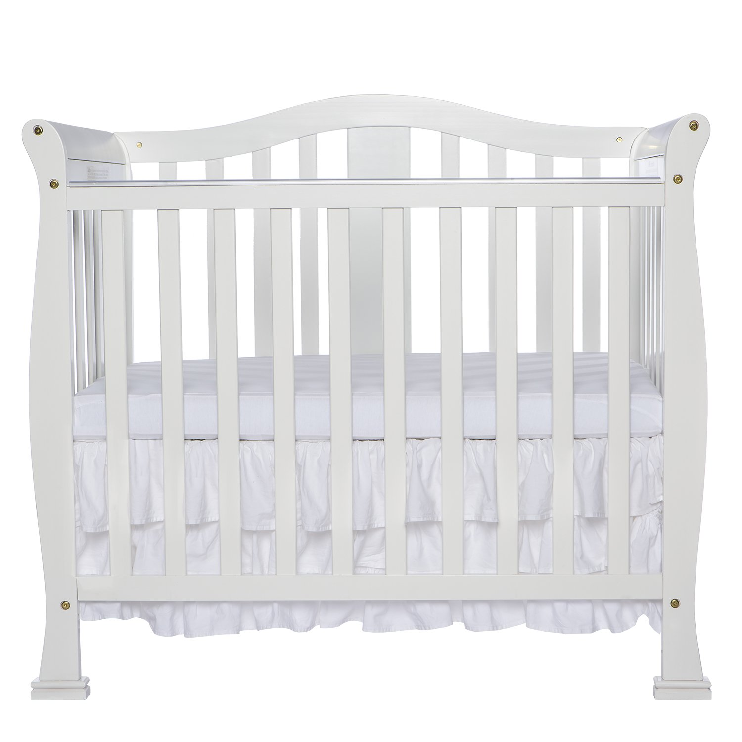 toddler matte convertible cribs mini white child crib bed craft coventry in