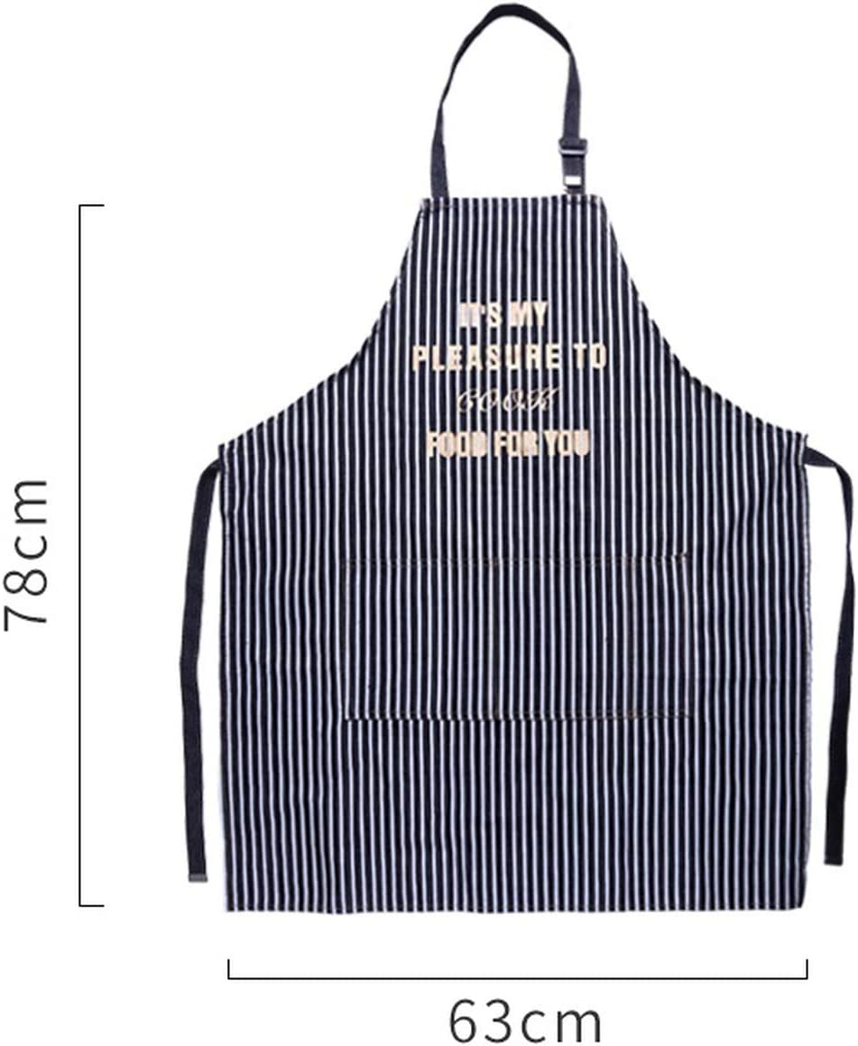 Unisex Jeans Apron Sleeveless Smock Kitchen Adult Cooking Baking Apron