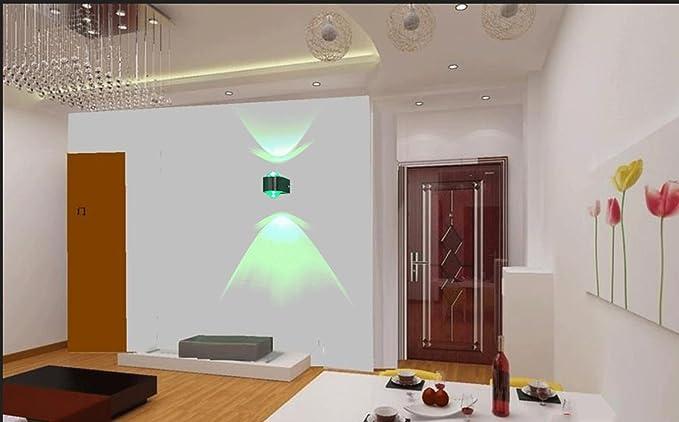 Lampada led parete minimalista moderna ktv bar intrattenimento