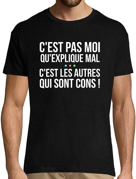 caviste dr/ôle cadeau quel es ton super pouvoir T-Shirt