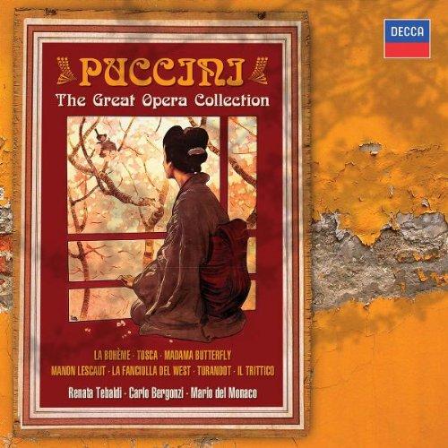 Puccini Operas