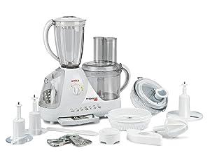 Arnica Prokit 444 Plus Beyaz Mutfak Robotu