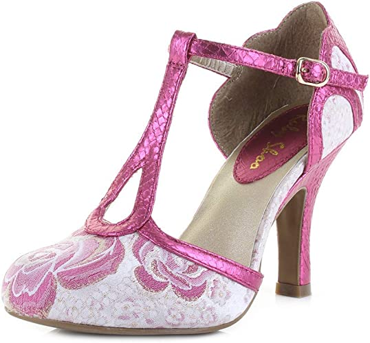 Ruby Shoo Polly Shoes: Amazon.co.uk