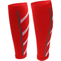 1 Pair Unisex Calf Compression Sleeve for Men and Women Leg Compression Sleeves