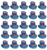 Beistle 66212-60 25-Pack Happy''60'' Birthday Hi-Hat