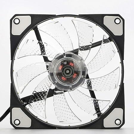 SKYYKS Ventilador de Caja de PC de computadora Ultra silenciosa ...