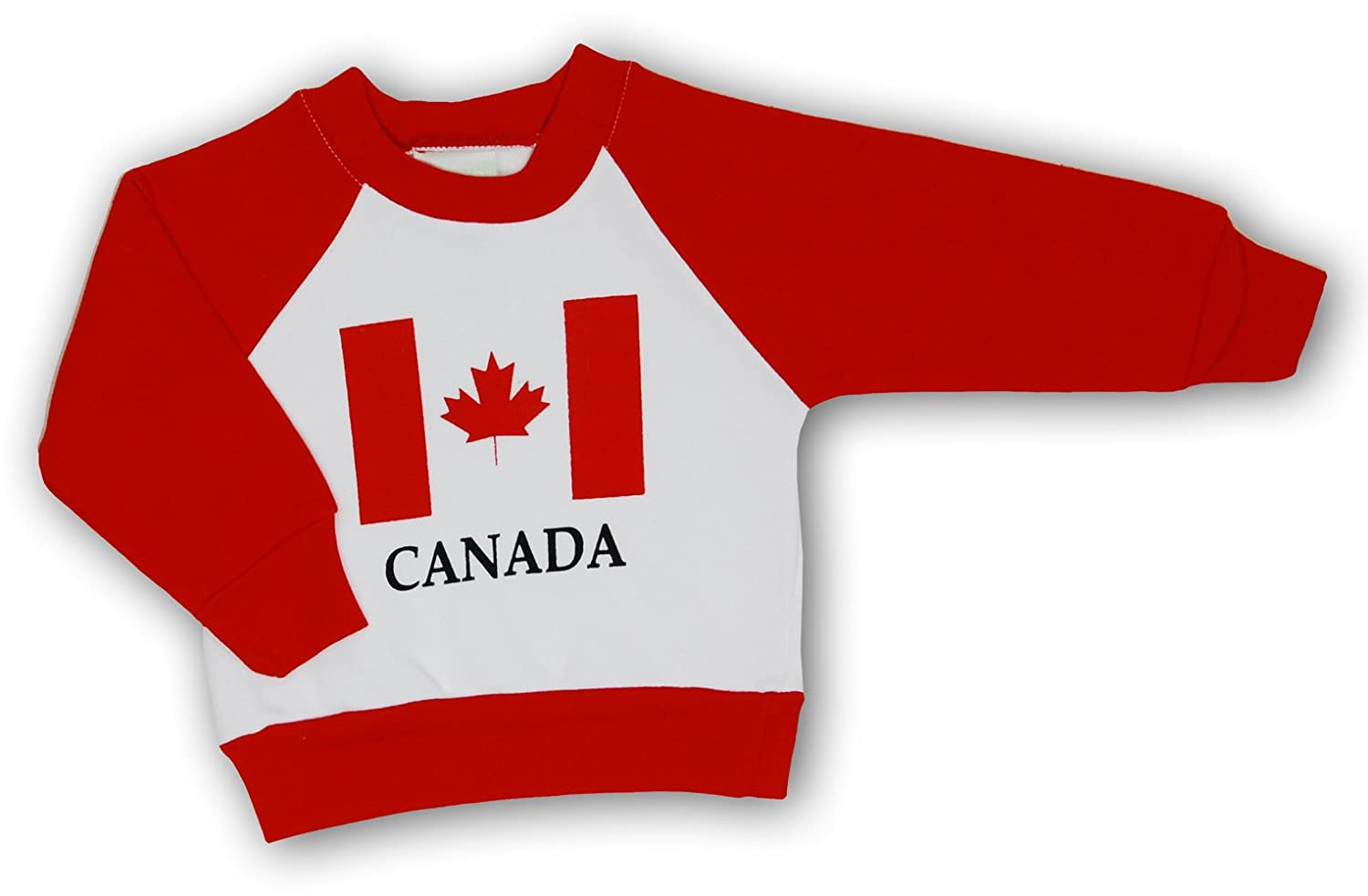 PAM GM Little Boys Canada Sweater 1664-CAN