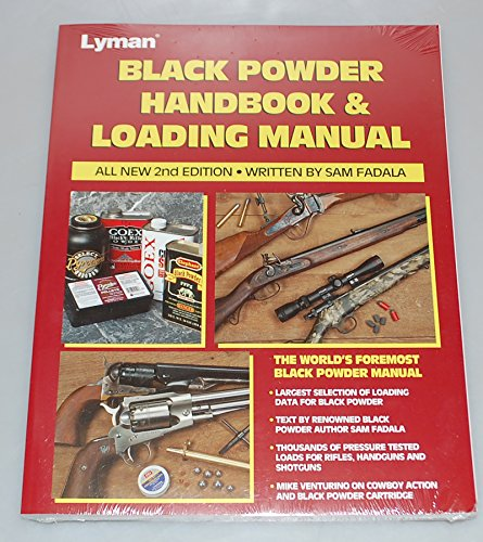 Lyman Black Powder Handbook & Loading Manual, 2nd - Shotguns Black Powder