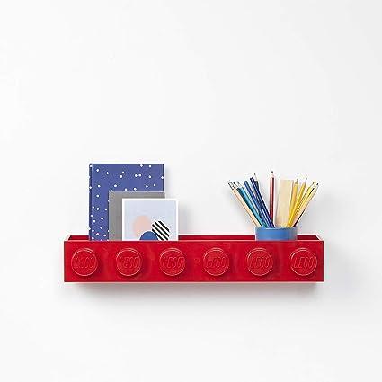 Room Copenhagen Estanter/ía para Libros Lego One Size Azul