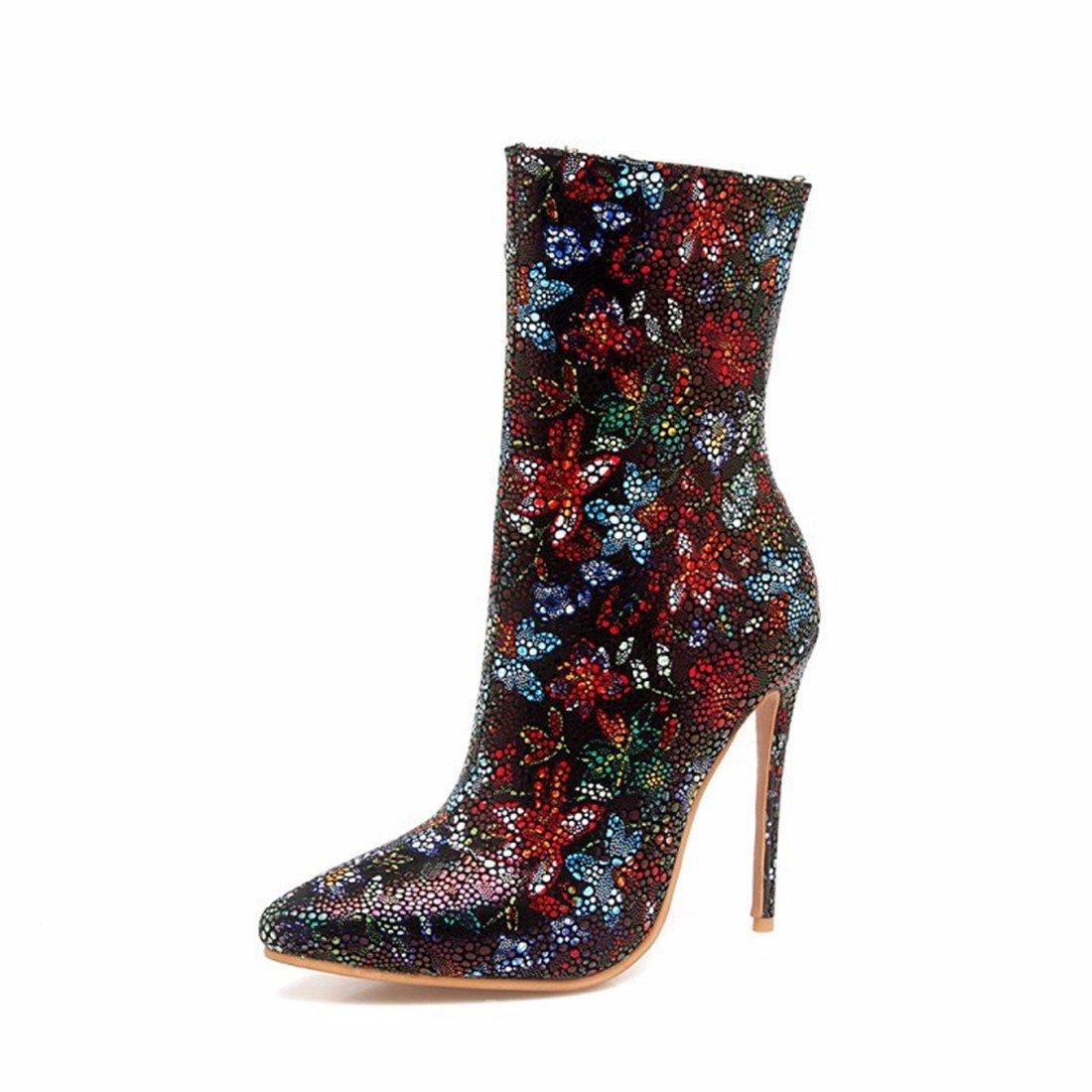 Gules Européenne et Américaine classique hautes chaussures de talon haut talon US11.5   EU43   UK9.5   CN45