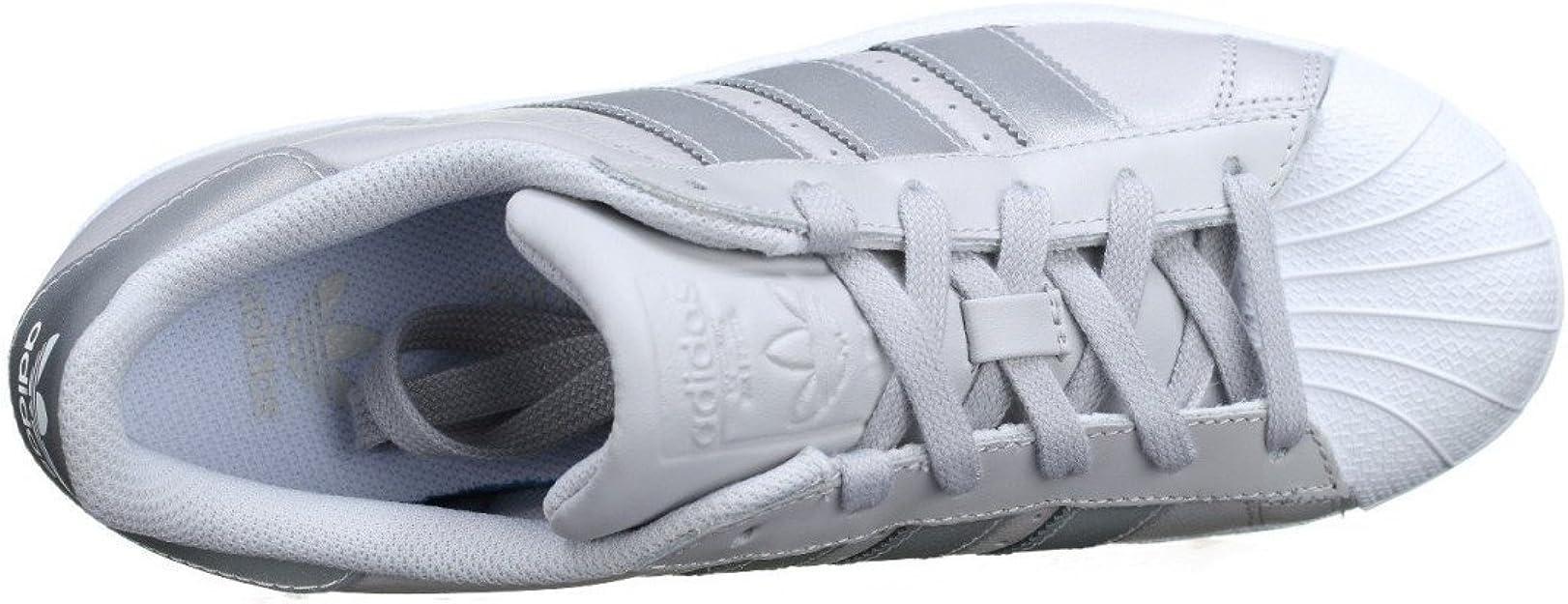 adidas Originals Basket Superstar Junior CQ2689 36: Amazon