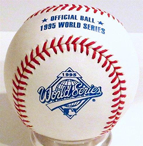 Atlanta Braves World Series (Rawlings 1995 Official World Series Game Baseball)