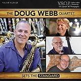 Doug Webb Quartet - Sets the Standard