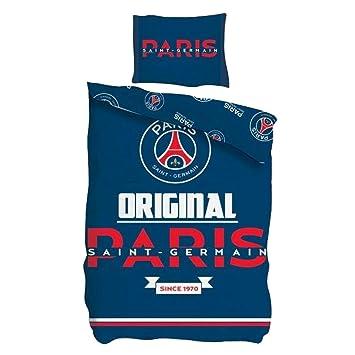 Paris St German Psg Football Parure De Lit Double Housse De