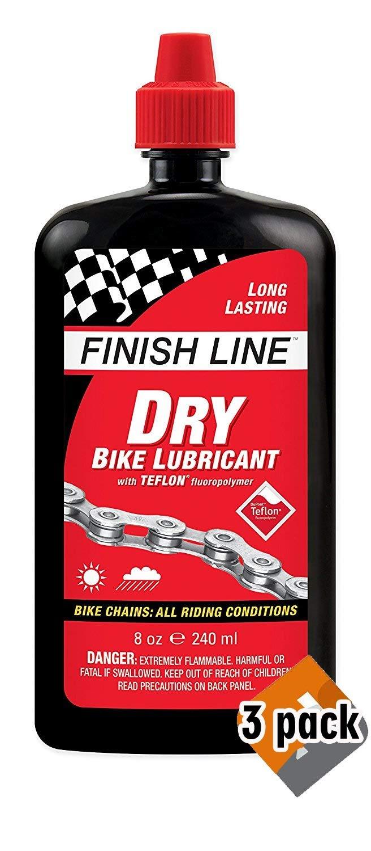 Finish Line Dry Teflon Bicycle Chain Lube 1 Gallon Jug Buy