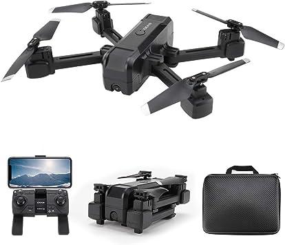 Opinión sobre le-idea IDEA19 Drone con Camara HD 2k Drone GPS Drones con Camaras Profesional, 5G WiFi FPV RC Quadcopter con Regreso Automático a Casa, Modo sin Cabeza, Despegue con Una Tecla y Control de Gestos