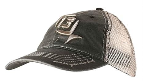 67f1b247f28 Amazon.com   13 Fishing Sully The Mr. Sullivan Olive Snapback Hat ...
