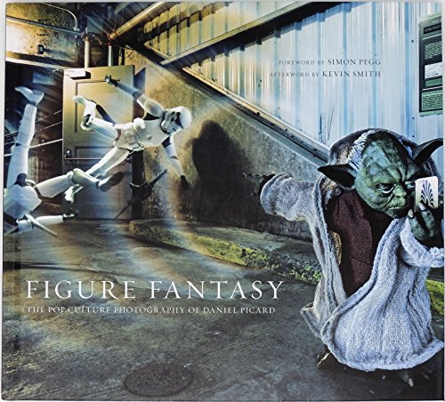 Price comparison product image Figure Fantasy: The Pop Culture Photography of Daniel Picard - Loot Crate Edition December 2016