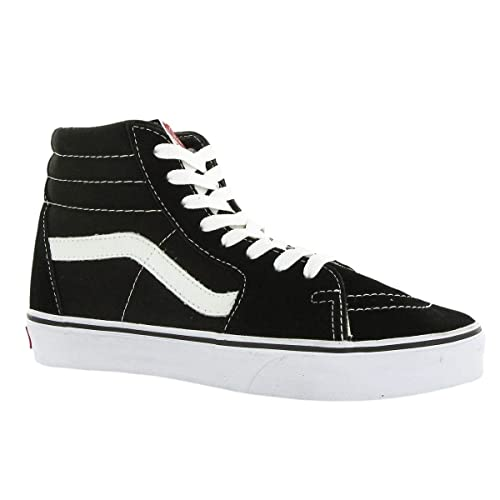 Vans SK8-Hi Classic Unisex-Adults Hi Top Lace-up Sneaker  Vans ... c0d2eb2a8
