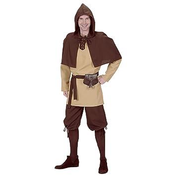 WIDMANN Desconocido Disfraz de hombre medieval para hombre: Amazon ...