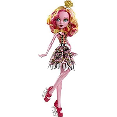 Monster High Freak du Chic Gooliope Jellington Doll (Discontinued by manufacturer): Toys & Games