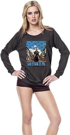 Die Antwoord Enter The Ninja Womens Continental Sweatshirt X ...