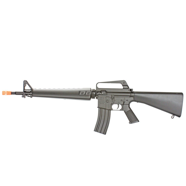 BBTac 800014  M16A2 Airsoft Gun Vietnam Style Spring Airsoft Gun Rifle Full Size
