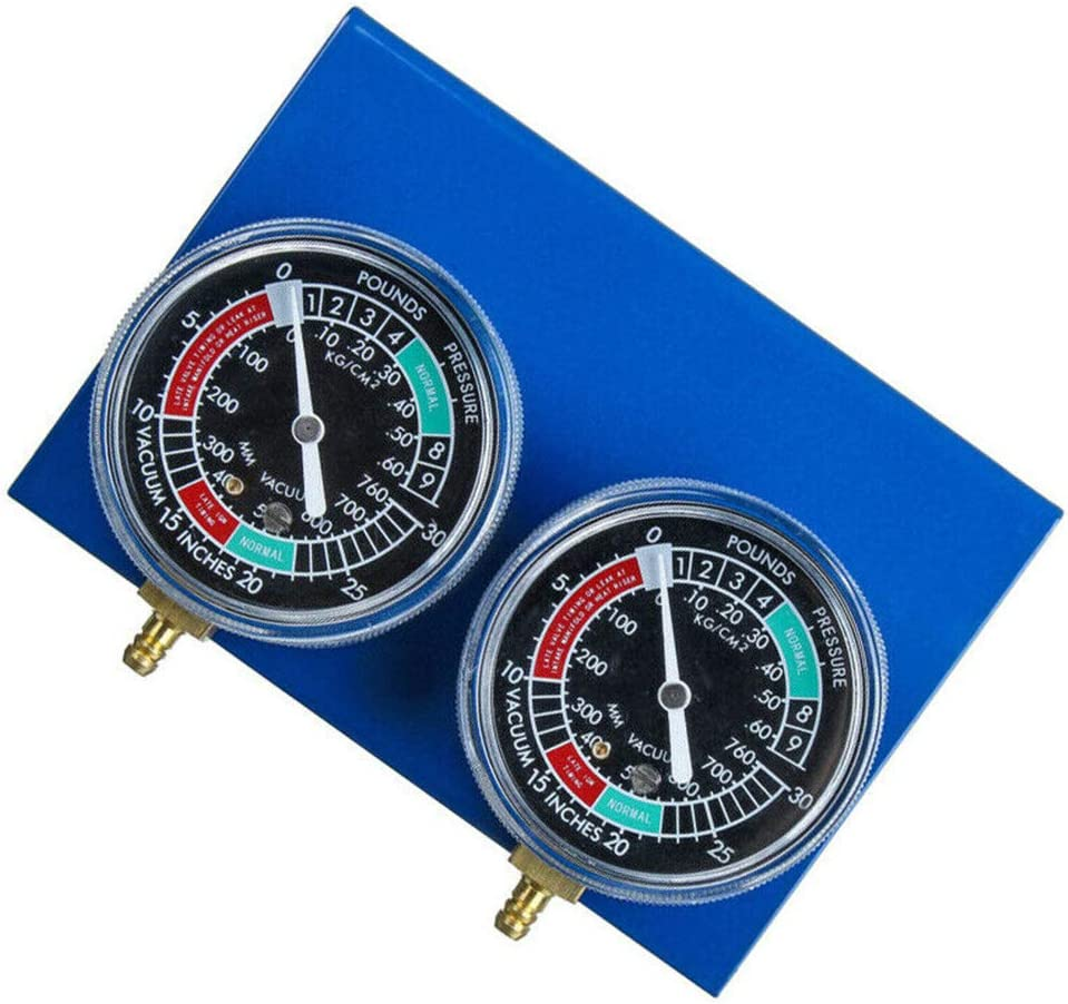 Motorcycle Vacuum Gauge Balancer Professional Carburetor Carb Synchronizer Measuring Durable Home 2 Cylinder Tool Assistant sy Apply gh Performance Practical