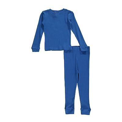 America Hero Ice2O Little Boys' 2-Piece Thermal Underwear Set - Blue, 7