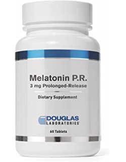 Douglas Laboratories - Melatonin - Prolonged Release Supports Sleep/Wake Cycles* (3 mg
