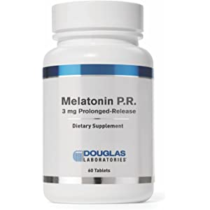 Douglas Laboratories - Melatonin - Prolonged Release Supports Sleep/Wake Cycles* (3 mg